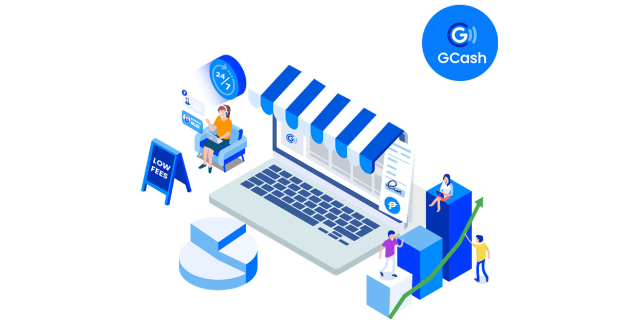 GCash for Cashless Payments